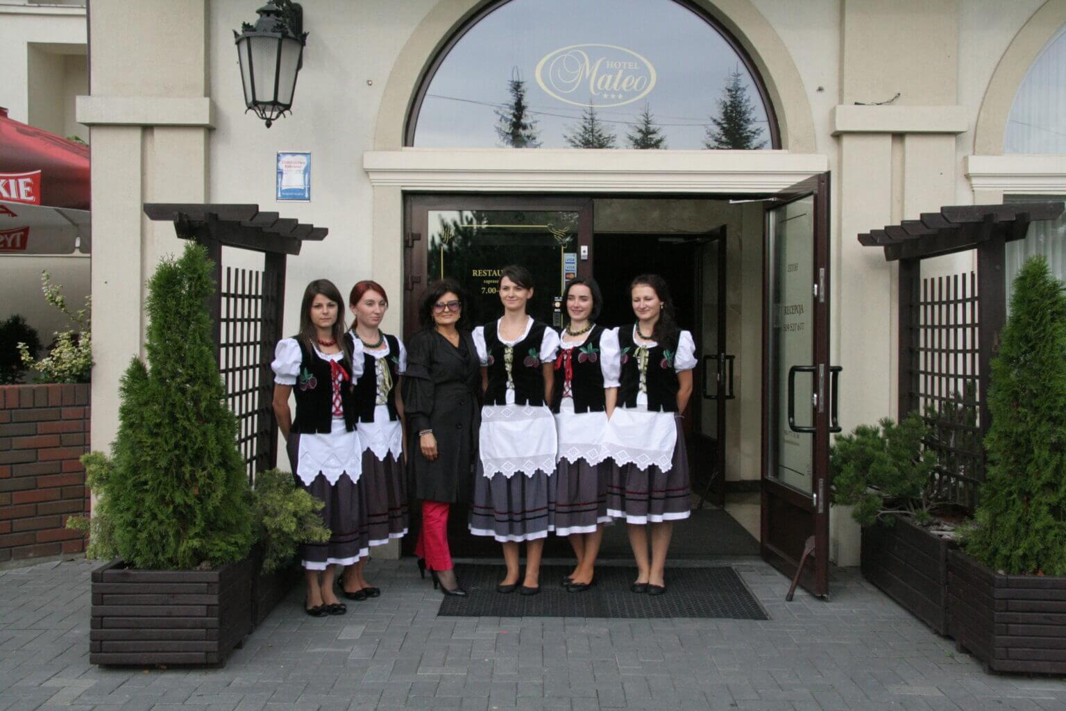 Restauracja w Stopnicy